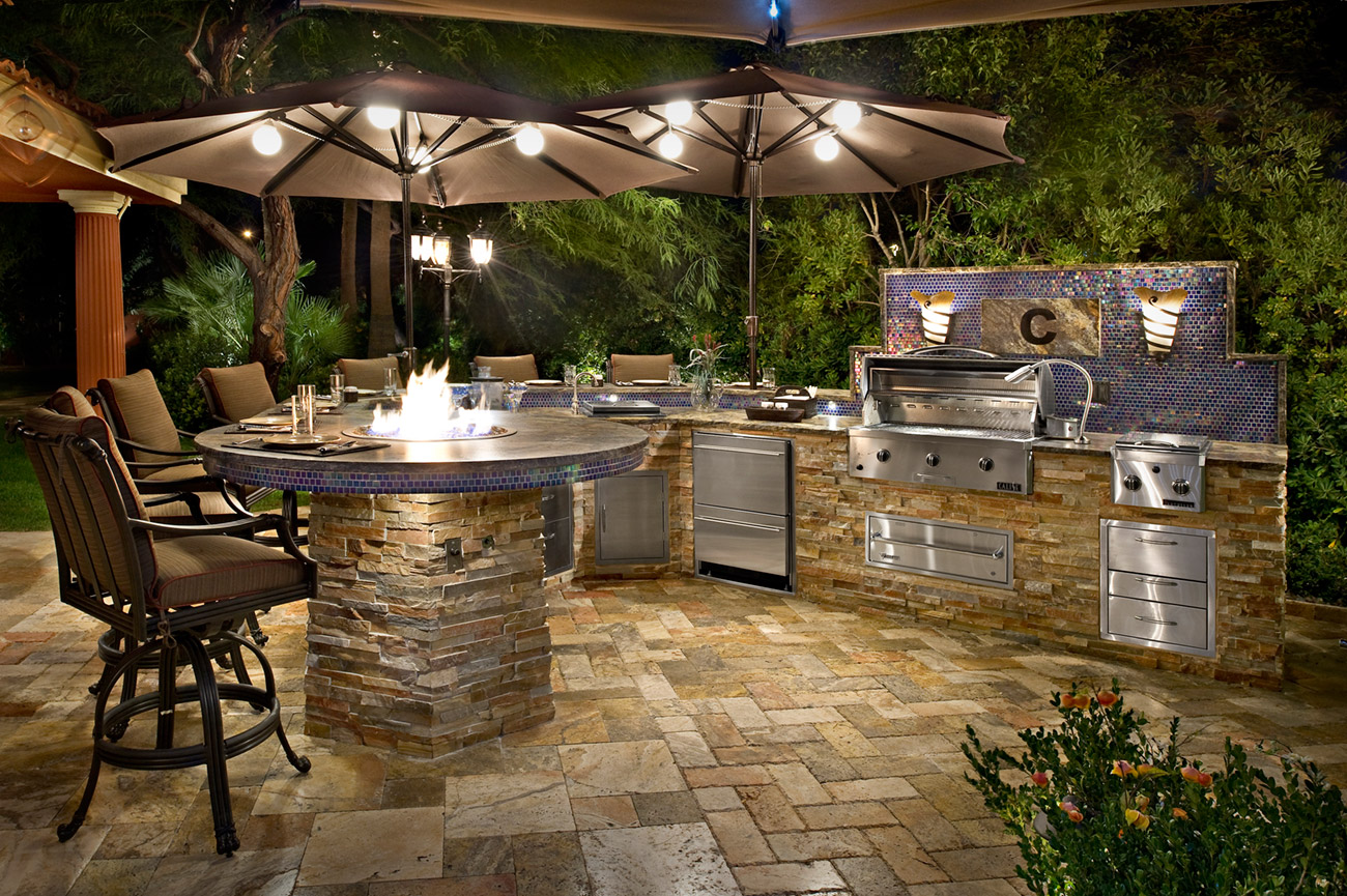 How to design your perfect outdoor kitchen outdoor for Design your outdoor kitchen